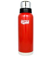 Термос ARCTICA (1,6л)(40ч)(металл/эмаль)-красный