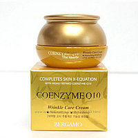 Крем для лица Bergamo Coenzyme Q10 Wrinkle Care Cream 50 g.
