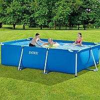 Intex 28271 каркасный бассейн Small Frame 260 х 160 х 65 см.