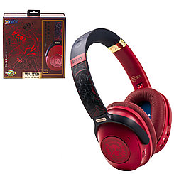 Bluetooth гарнитура Anime One Piece Monkey D.Luffy OP-NC1, Red