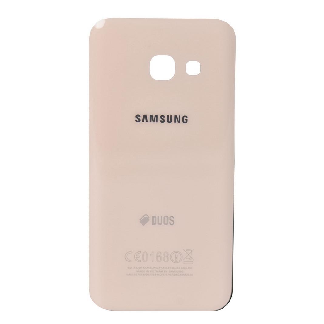Задняя крышка Samsung Galaxy A3 (2017) A320 Pink