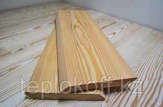 Планкен из лиственницы сорт Прима 20х100-140х2000-4000 мм