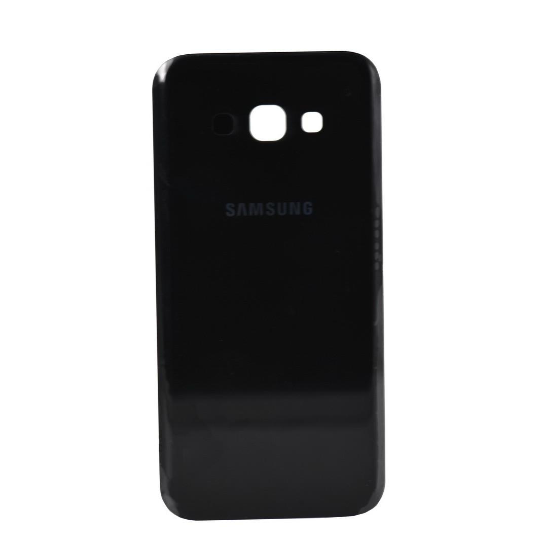 Задняя крышка Samsung Galaxy A5 (2017) A520 Black (70)