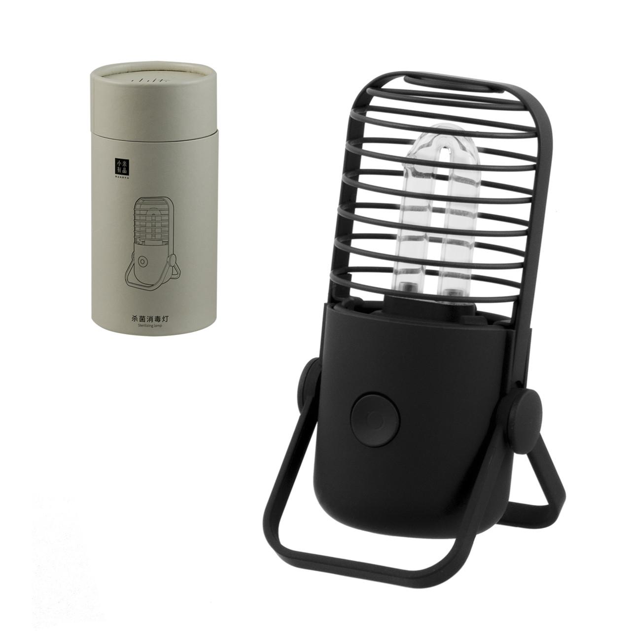 Бактерицидная лампа для стерилизации Xiaomi Xiaoda UVC Disinfection Lamp, Black