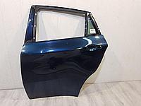 41527198161 Дверь левая задняя для BMW X6 E71 E72 2007-2014 Б/У