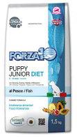 Forza10 Puppy Junior Diet pesce, Форца10 диетический корм для щенков мелких и средних пород с рыбой, уп. 1,5