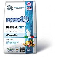 Forza Regular Diet Pesce (рыба) диетический корм для кошек 400 гр
