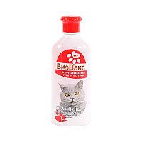 Зоошампунь БиоВакс для короткошерстных кошек 355 мл