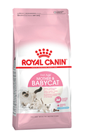 Royal Canin MOTHER&BABYCAT (2 кг) Корм Роял Канин для котят от 1 до 4 месяцев и кормящих кошек.