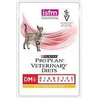 Pro Plan vet Feline DM Diabetes ManagementВлажный корм Purina Pro Plan Veterinary Diets DM корм для кошек при