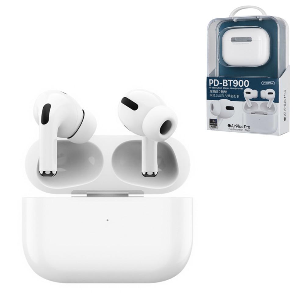 Bluetooth Гарнитура Proda PD-BT900 AirPlus Pro, White