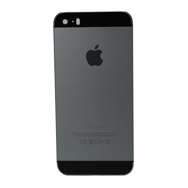 Корпус Apple iPhone 5S Gray (66)