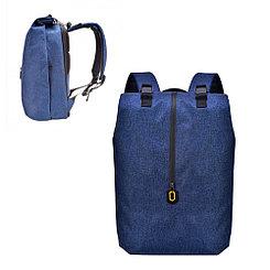 Рюкзак для ноутбука Xiaomi RunMi 90 Points Outdoor Leisure Backpack , Navy Blue