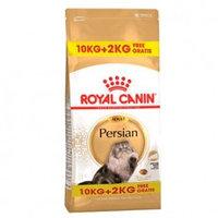 Royal Canin PERSIAN 30 Корм для персидских кошек 10kg + 2 kg АКЦИЯ