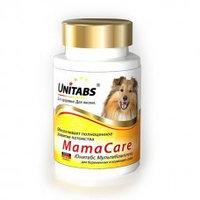 Unitabs MamaCare Юнитабс Витамины для беременных и кормящих собак 100 таб.