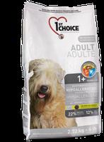1st Choice Adult Hypoallergenic гипоаллергенный беззерновой корм для взрослых собак, 12 кг
