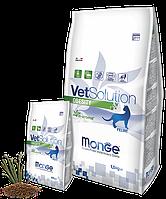 Monge VetSolution Obesity Cat, Монже ветеринарный корм для взрослых кошек с избыточным весом, уп. 1,5кг.