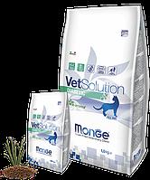 Monge Vet Solution Cat Diabetic, Монже ветеринарный корм при сахарном диабете для взрослых кошек, уп. 1,5кг.