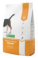 Nature's Protection Medium Junior, сухой корм для щенков средних пород, 500 гр