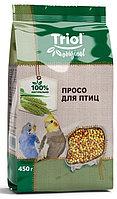 """TRIOL Корм для птиц """"Triol Original"""" просо, 450 гр АРТ 50111017"""