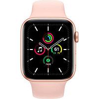 Apple Watch SE GPS 44mm Gold Aluminium Case Pink (MYDR2GK/A)
