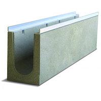 Лоток бетонный водоотводный 100 мм (DN100), 163 мм, 205 мм