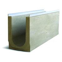 Лоток бетонный водоотводный 150 мм (DN150), 210 мм, 190 мм