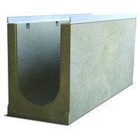 Лоток бетонный водоотводный 200 мм (DN200), 330 мм, 230 мм
