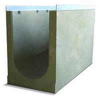Лоток бетонный водоотводный 300 мм (DN300), 410 мм, 410 мм