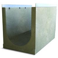 Лоток бетонный водоотводный 400 мм (DN400), 550 мм, 450 мм