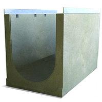 Лоток бетонный водоотводный 400 мм (DN400), 550 мм, 500 мм