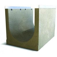 Лоток бетонный водоотводный 500 мм (DN500), 650 мм, 500 мм