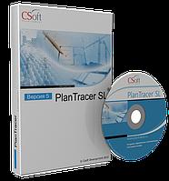 Право на использование программного обеспечения PlanTracer SL 5.x, сетевая лицензия, доп. место