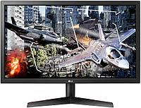 Монитор игровой LG 23.6 1920x1080 HDMI DP Черный (24GL600F-B)