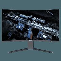 Монитор игровой Gamemax 27.0 2560x1440 HDMI DP Черный (GMX27C165Q)