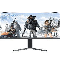Монитор игровой Gamemax 34.0 3440x1440 HDMI DP USB Черный (GMX34CKXQ)