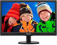 Монитор Philips 18.5 1366x768 D-Sub Черный (193V5LSB2)