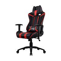 Игровое компьютерное кресло, Aerocool, AC120 AIR-BR, Искусственная кожа PU AIR, (Ш)53*(Г)57*(В)124, фото 1