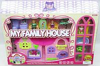 """Funny House: """"Кукольный домик"""" со светом и звуком"""