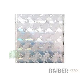 """Стеновая ПВХ панель """"Raiber Plast"""" RP 75-1"""