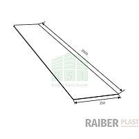 """Стеновая ПВХ панель """"Raiber Plast"""" RP 118-1, фото 2"""