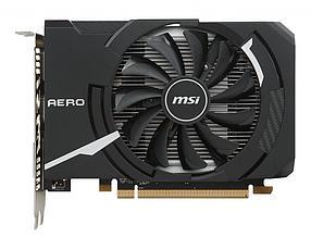 Видеокарта MSI Radeon RX 550 AERO ITX OC, 2GB/ 64 Bit/ GDDR5