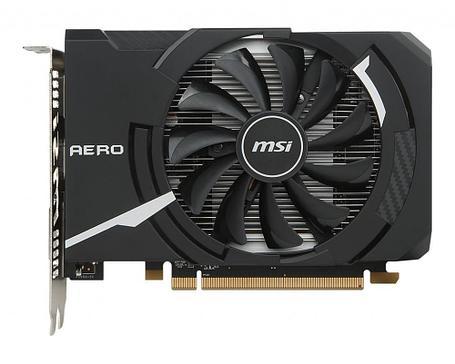 Видеокарта MSI Radeon RX 550 AERO ITX OC, 2GB/ 64 Bit/ GDDR5, фото 2