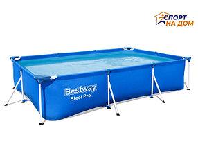 Каркасный бассейн BestWay 56411-56078 (300*201*66 см, на 3300 л)