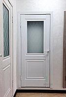 Межкомнатная дверь 587 Мелинга Белая, фото 1