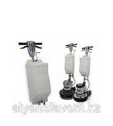 Бак для воды и моющего средства (для роторных машин КС17 и КС21)