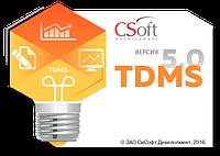 Право на использование программного обеспечения TDMS Professional 5.0, сетевая лицензия, первое поль