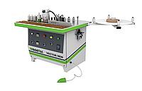 Кромкооблицовочный станок с ручной подачей WOODTEC мод. «VECTOR NEW»
