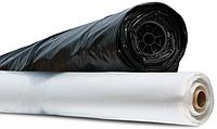 Пленка техническая вторичная 100 мкм, 1,5 м полурукав 100 п/м, доставка из Астаны, фото 1