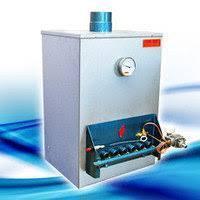 Unilux КГВ 42Т кВт ручная регулировка пламени + термометр напольный газовый котел до 400м²